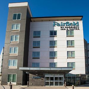 Fairfield Inn & Suites By Marriott Oklahoma City Downtown photos Exterior