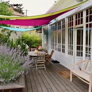 Lovely Renovated Cottage 150M From The Beach photos Exterior