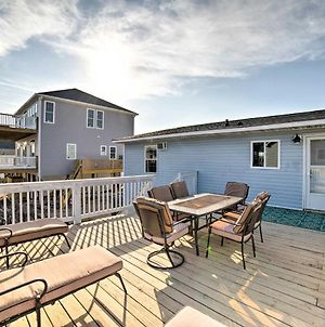 Dog-Friendly Surf City Home, 2 Blocks To Beach! photos Exterior