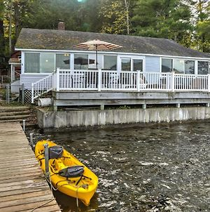 Pet-Friendly Berkshires Home With Dock & Fire Pit! photos Exterior