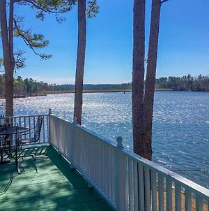 Harrods Hideaway With Deck And Dock On Lake Norrell photos Exterior