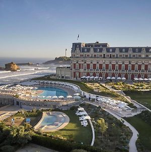 Hotel Du Palais Biarritz, In The Unbound Collection By Hyatt photos Exterior