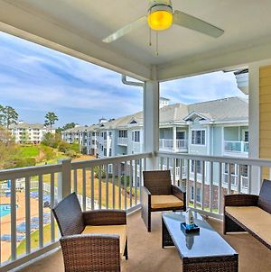 Magnolia Pointe Myrtle Beach Condo On Golf Course! photos Exterior