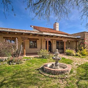 Pet-Friendly Adobe Oasis With Hiking 5 Mi Away! photos Exterior