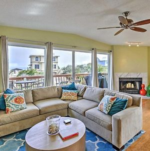 St Augustine Home With Views-Walk To Crescent Beach! photos Exterior