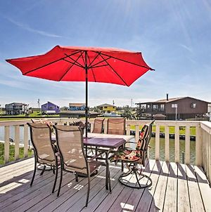 Waterfront Haven With Grill - 9 Mi To Surfside Beach photos Exterior