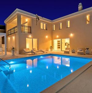 Luxury Villa Mimice Majesty With Private Pool And Sea View In Mimice - Omis photos Exterior