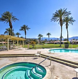 Indian Wells Desert Paradise With Mtn View And Patio! photos Exterior