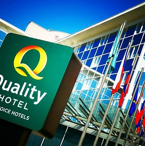 Quality Hotel Brno Exhibition Centre photos Exterior