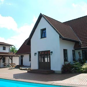 Spacious Apartment In Dargun Mecklenburg With Swimming Pool photos Exterior