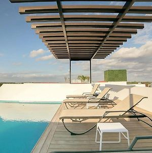 Classy 2 Bedroom Apartment Fully Equipped Up To 5 People At Aldea Zama photos Exterior