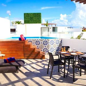 Private Roof Pool, 3 Bedroom For 8 Sleeps, Fully Equipped!! photos Exterior