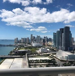 Downtown Miami 3955 Premium 2Br Waterfront Condo Free Valet Parking photos Exterior