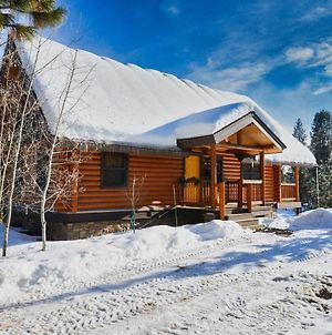 Red Elk Lodge - Luxury Log Home - Game Room - Wrap Around Deck - Quiet Neighborhood photos Exterior