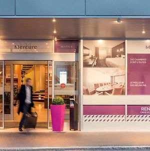 Mercure Rennes Centre Gare photos Exterior