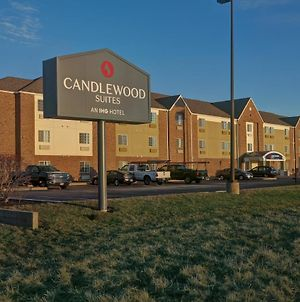 Candlewood Suites Indianapolis - South, An Ihg Hotel photos Exterior