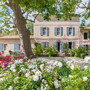 Old Manor Farmhouse Near Paradou With Enclosed Swimming Pool, Terrace And Luscious Garden photos Exterior