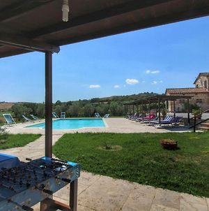 Lovely Farmhouse In Asciano With Swimming Pool photos Exterior