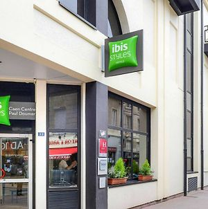 Ibis Styles Caen Centre Paul Doumer photos Exterior