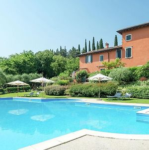 Apartment In Costermano With Garden, Sauna, Swimming Pool photos Exterior