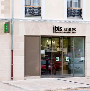 Ibis Styles Chalons En Champagne Centre photos Exterior