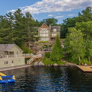 Acton Island - Gorgeous Cottage & Boathouse! Fun For All! photos Exterior
