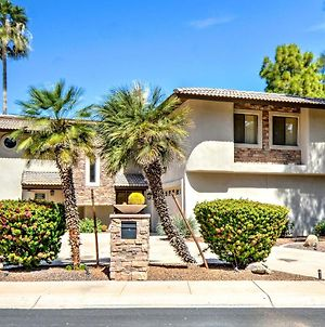 Spacious Home With Spa, 1 Mi To Old Town Scottsdale! photos Exterior