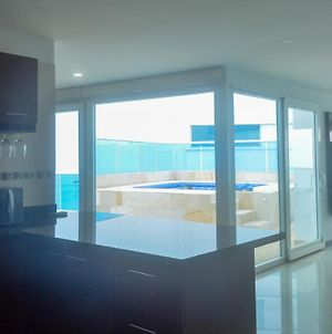 Penthouse In Cartagena De Indias Colombia In Front Of The Beach photos Exterior