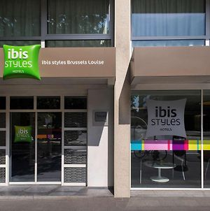 Ibis Styles Brussels Louise photos Exterior