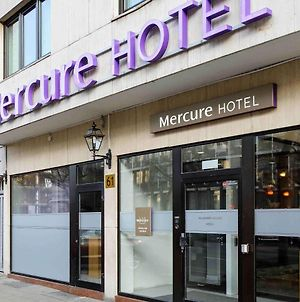 Mercure Hotel Duesseldorf Zentrum photos Exterior