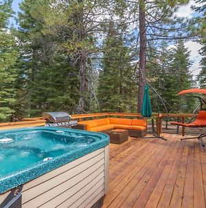 Newly Remodeled In Tahoe Donner With Hot Tub! photos Exterior