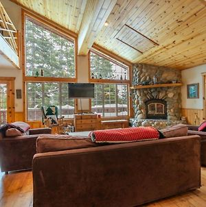 Spacious Home In Tahoe Donner With Private Hot Tub! photos Exterior