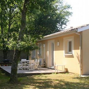 Nice And Modernly Furnished House In Le Porge photos Exterior
