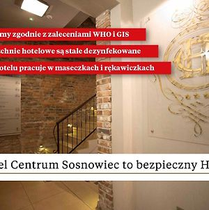 Hotel Centrum Sosnowiec photos Exterior