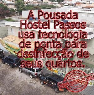 Pousada E Hostel Passos I Suites photos Exterior