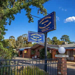 Golden Country Motel & Caravan Park photos Exterior