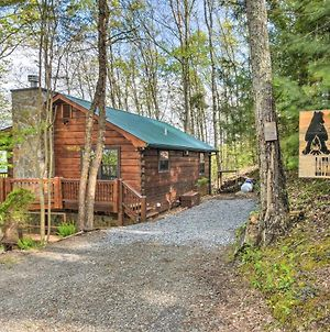 Blue Ridge Cabin With 2 Decks, Jacuzzi And Table Tennis photos Exterior
