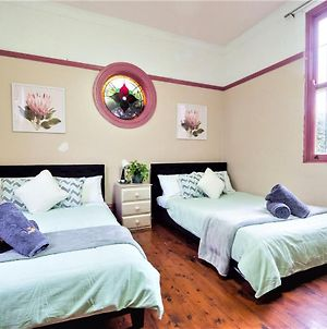 Quiet Quadruple Private Room In Strathfield 3Min To Train Station Sleeps 4B photos Exterior