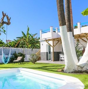 Playamar Villa Sleeps 4 With Pool Air Con And Wifi photos Exterior