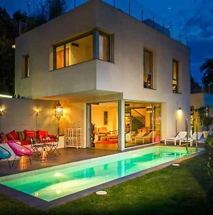 Begur Villa Sleeps 8 Pool Air Con Wifi photos Exterior