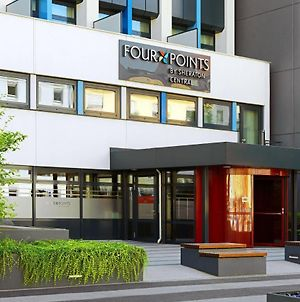 Four Points By Sheraton Munchen Central photos Exterior