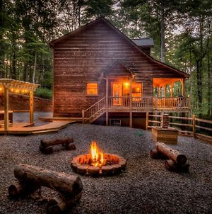 Cozy Cub Cabin By Escape To Blue Ridge photos Exterior
