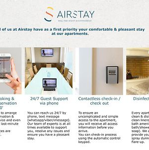 Flight Apartments Airport By Airstay photos Exterior
