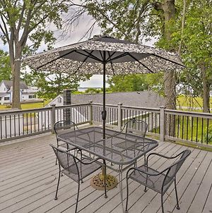 Verona Beach Escape With Deck - Walk To Oneida Lake! photos Exterior