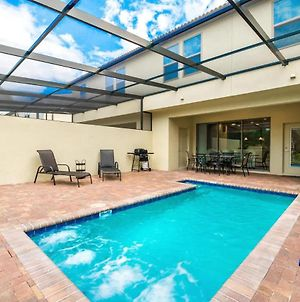 Vacation Home With 5 Bd & Pool 10 Min To Disney - Townhouses For Rent In Kissimmee photos Exterior