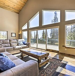 Fairplay Retreat With Hot Tub And Forest Views! photos Exterior