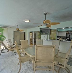 Cape Coral Retreat With Patio, 4 Mi To Beach! photos Exterior