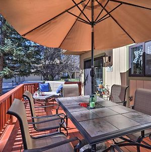 Townhome With Deck Less Than 10 Miles To Walnut Canyon! photos Exterior