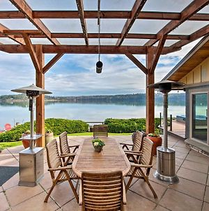 Similk Bay Retreat With Deck, Fire Pit And Hot Tub! photos Exterior