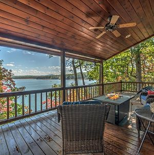 Lodge On The Lake By Escape To Blue Ridge photos Exterior
